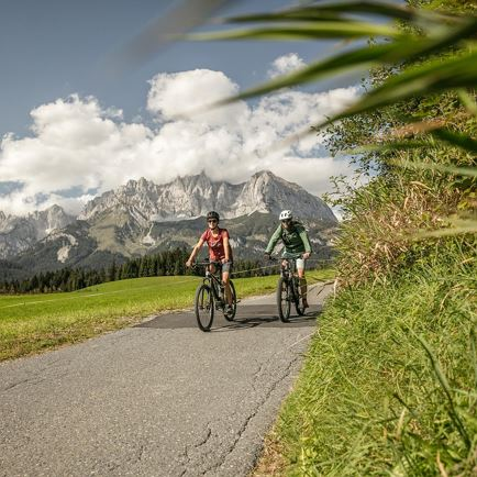 Guided Mountainbiketour: The Kitzbühel Explorer