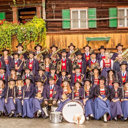 Concert of the St. Johann in Tirol Brass Band